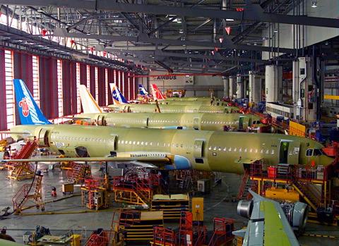 Airbus Siapkan Robot Pengelas Canggih