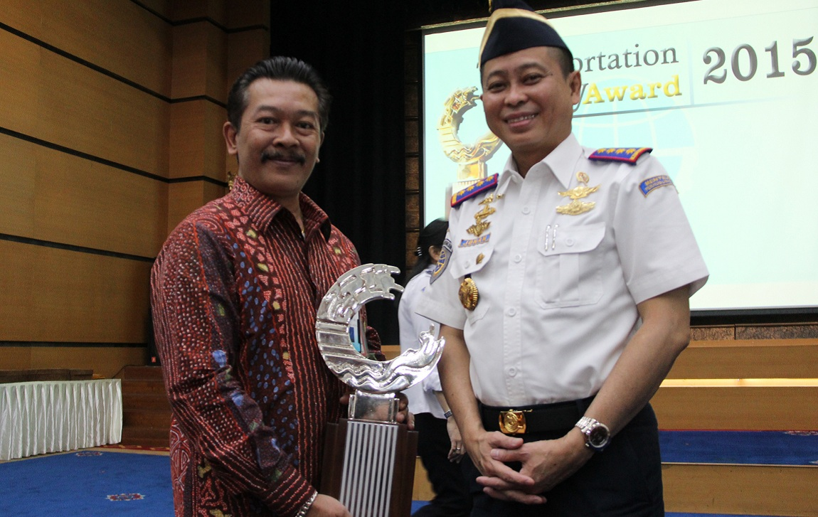 Transportation Safety Award 2015