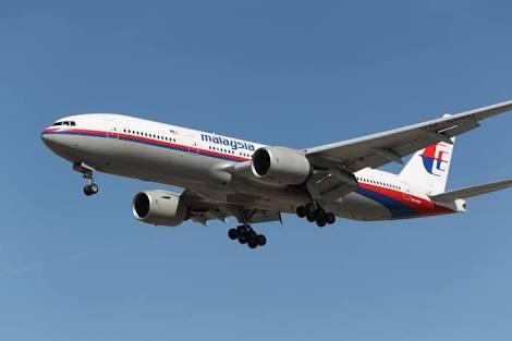 Pilot Malaysia Airlines Kesasar