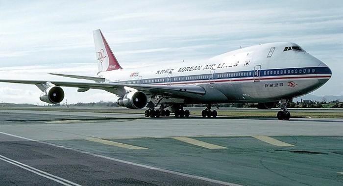 Penembakan Boeing 747 Korea Selatan Oleh Soviet
