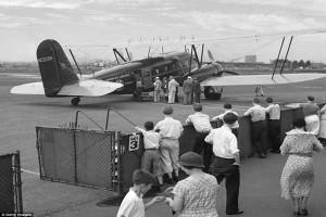 pesawat komersial era 1930-an