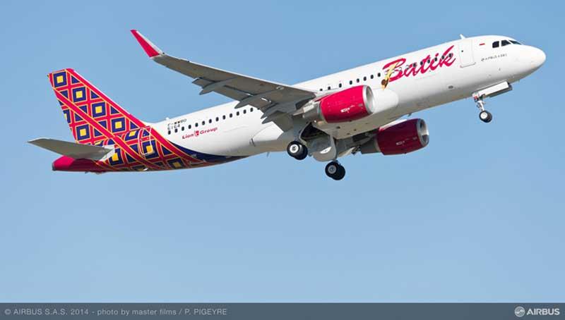 Batik Air Justru Dapat Extra Flight Terbanyak pada Lebaran 2016