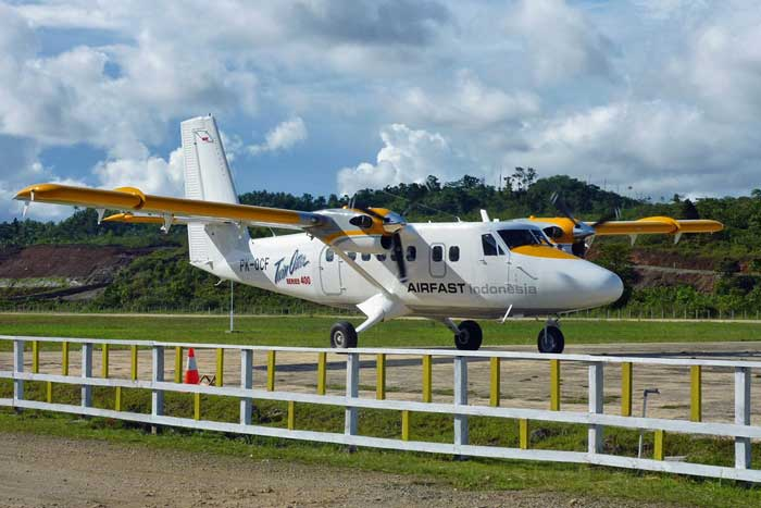 Diduga Palsukan Izin Terbang, Airfast Indonesia Dilaporkan ke Polisi
