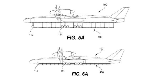 Boeing Patenkan Pesawat Kargo Spesial Angkut Kontainer