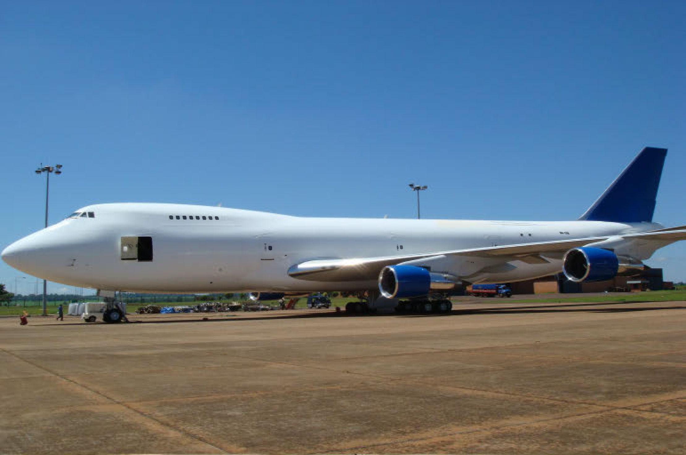 Boeing 747 200F