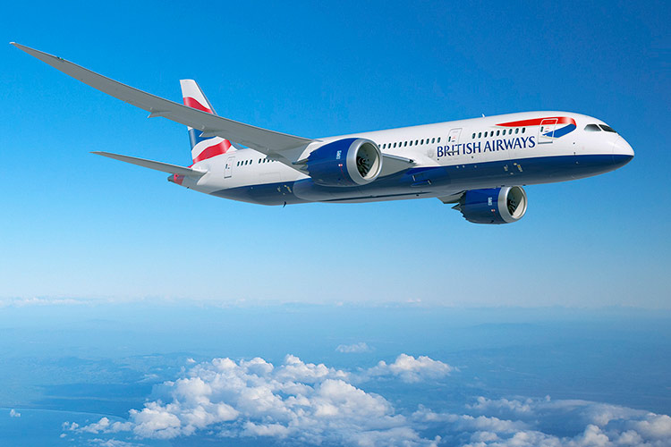 British Airways Bidik Layanan Penerbangan ke Teheran