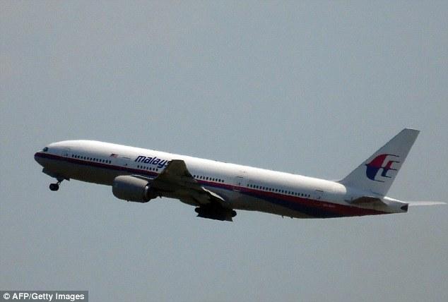 Kepingan Yang Ditemukan di Thailand Bukan Bagian MH370