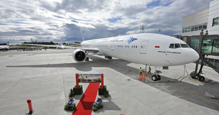 Mulai 31 Maret Garuda Mendarat di Heathrow