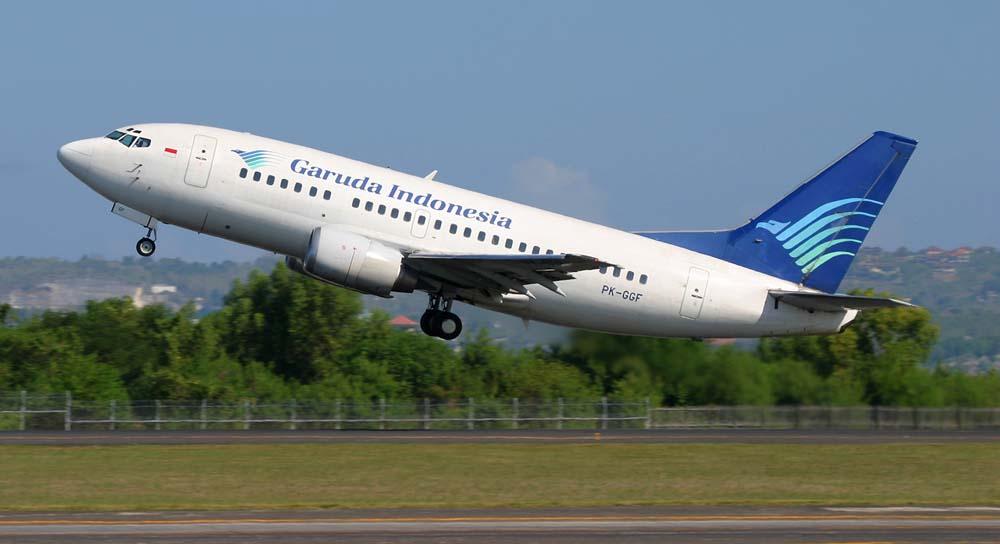 Garuda Layani Penerbangan Langsung Solo-Jeddah