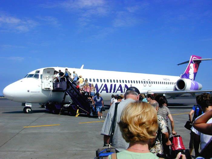 meraba-raba pria lain dalam penerbangan Hawaiian Airlines