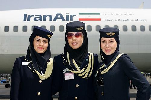 Iran Incar Penerbangan Langsung ke AS