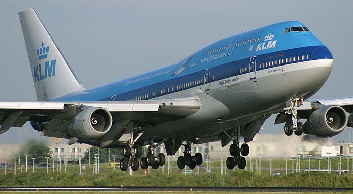 Pesawat KLM Belanda