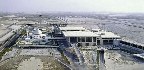 10 Bandara Terbesar Sejagat