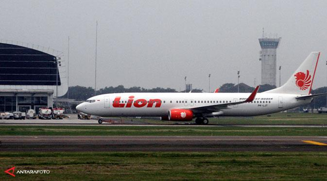 Lion Group Kantongi Sertifikat Standar Keselamatan IATA