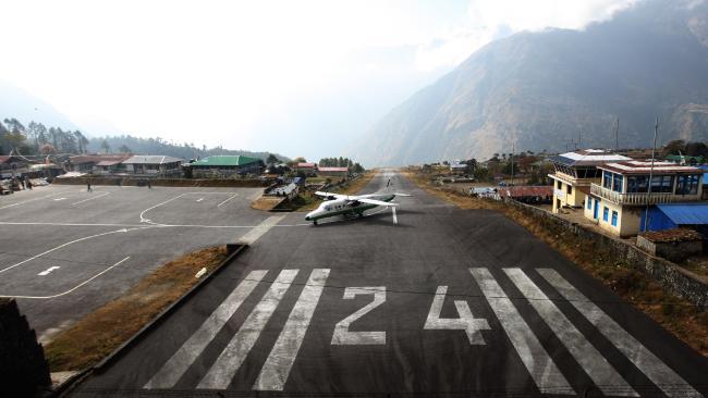 Lukla, Bandara Paling Berbahaya Sejagat