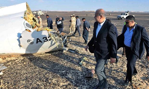 Mekanik EgyptAir Tersangka Kuat Peletak Bom Metrojet Rusia
