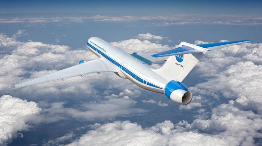 Pesawat hibrid NASA
