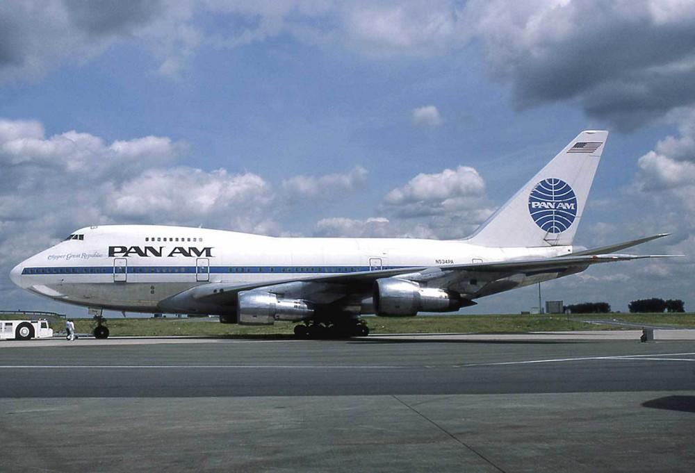 Pan Am Airlines, Punahnya Simbol dan Sejarah Amerika