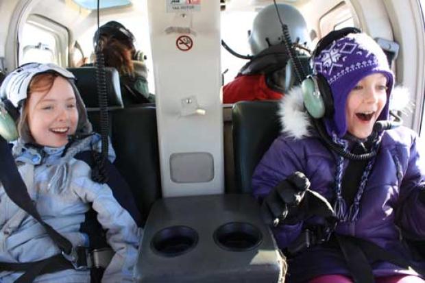 Pilot wanita inspirasi gadis jadi pilot