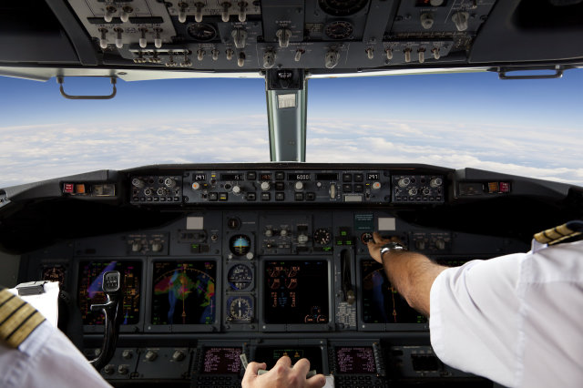 Pilot Ungkap Pengalaman Mengerikan
