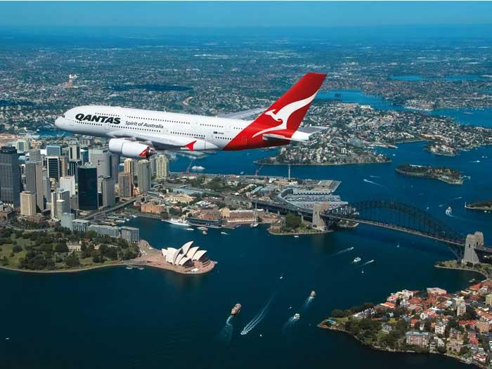 Qantas dan Virgin Australia Dukung Pembatasan Emisi CO2
