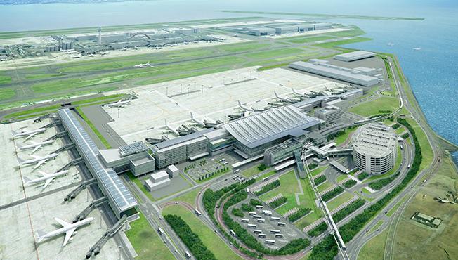 Tokyo Haneda Airpor, Bandara paling tepat waktu