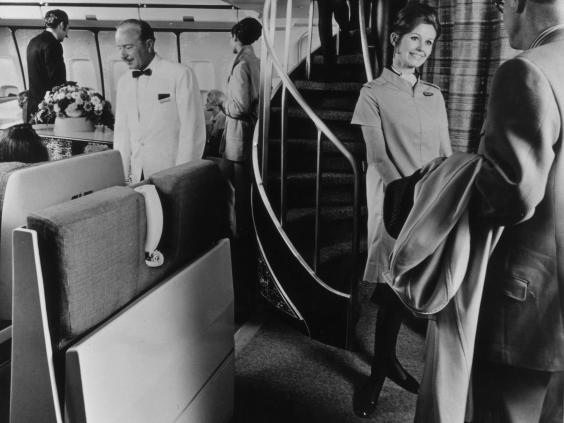 Mereka dilatih untuk mengetahui apakah Anda berpotensi bakal membuat masalah selama penerbangan.
