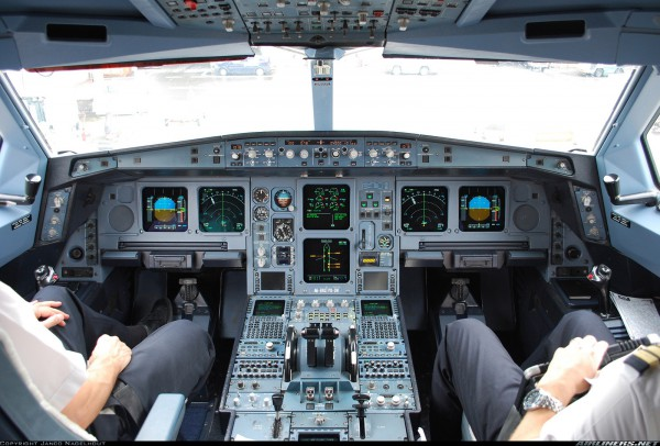 Sistem Fly By Wire Unggulan Airbus