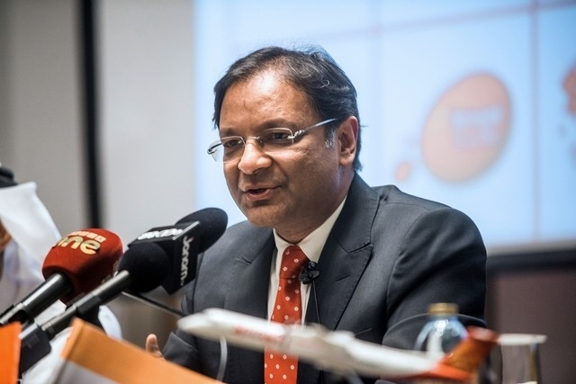 CEO India SpiceJet, Ajay Singh