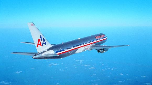 Turbulensi hebat American Airlines Boeing 767