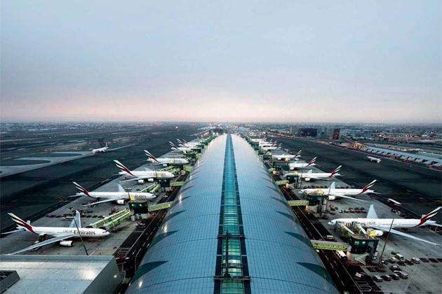 Bandara al maktoum, Dubai