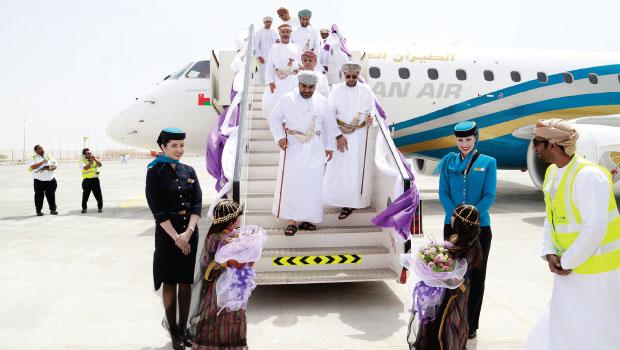 Bandara Internasional Oman