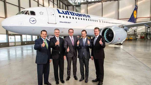 penerimaan airbus A320neo