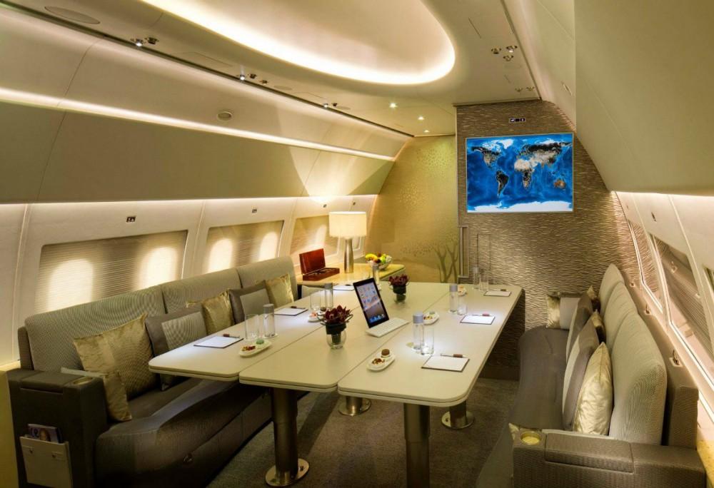 5 Airplane Suites Paling Mewah