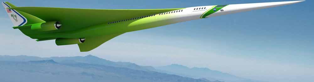 Apakah Dunia Siap Dengan Era Baru Penerbangan Supersonik?