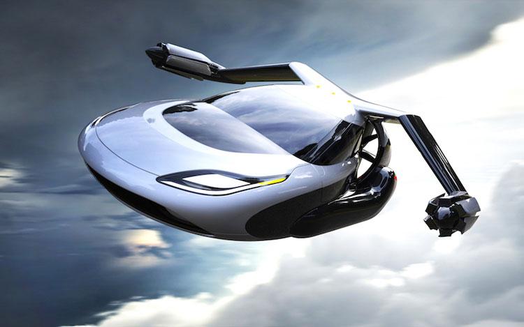 Mobil Drone Terrafugia TF-X