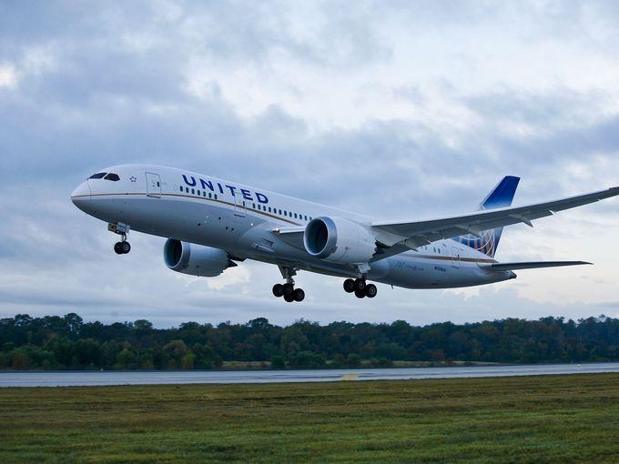 United airlines umumkan rute terpanjang