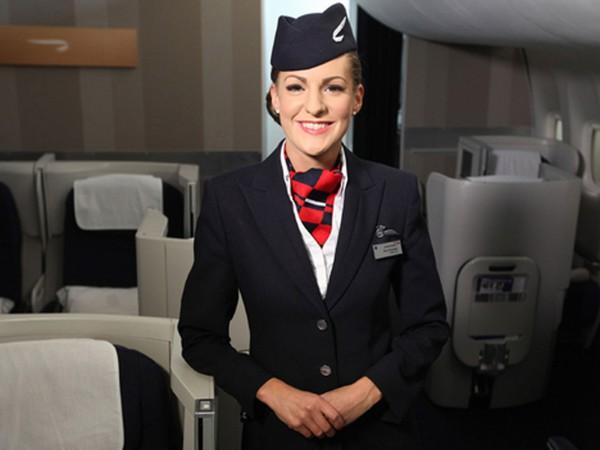 Awak kabin British Airways