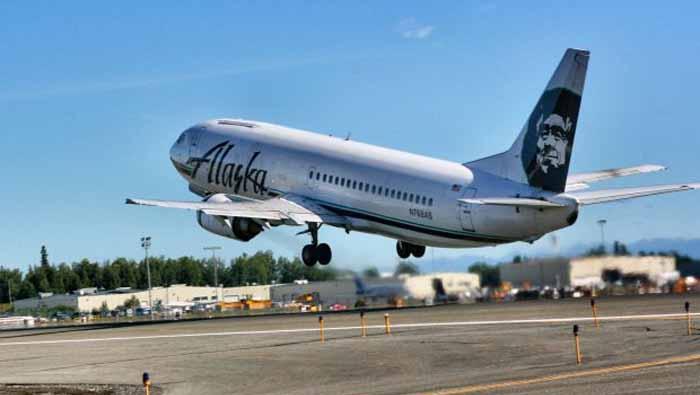 Boeing Combi Menuju Sejarah Akhir di Alaska