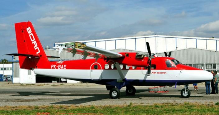 Air Born Gantikan Susi Air Layani Penerbangan di Kalimantan Utara