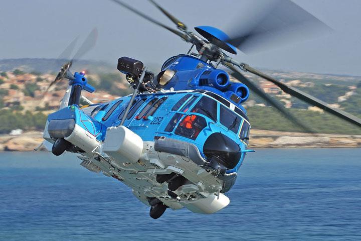 PTDI ekspor badan H225 Airbus