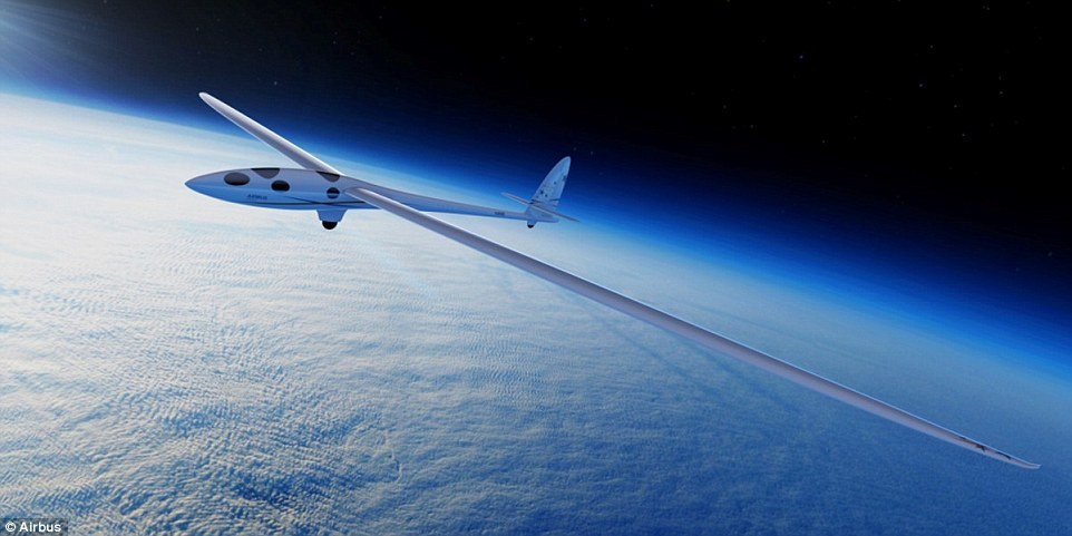 Perlan II Airbus Segera Uji Terbang Pesawat Tak Bermesin hingga Batas Ruang Angkasa