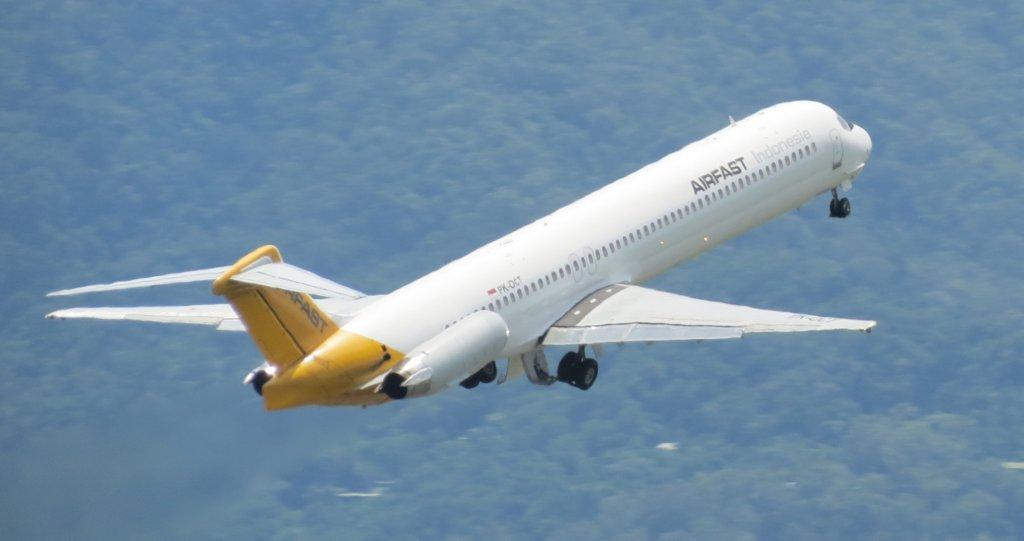 Semua MD-82 & Boeing 737 Airfast Indonesia Tak Boleh Terbang di Langit Indonesia