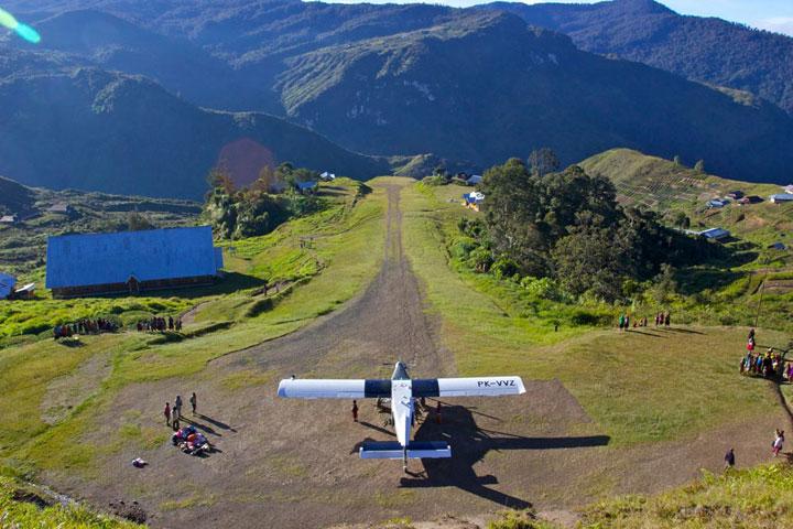 Bandara Werur Beroperasi Ke Raja Ampat Hanya Butuh 25 Menit
