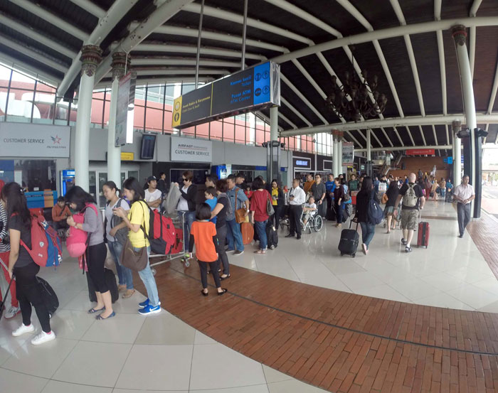Pramugari Wajib Sebut Bandara Soetta Ada di Tangerang Banten