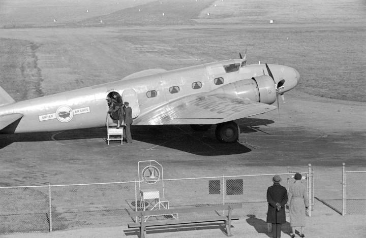 Boeing 247 Buka Era Baru Desain All-metal Monoplane