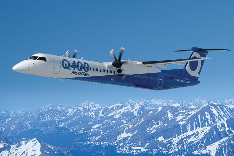Bombardier Q400 (bombardier.com)