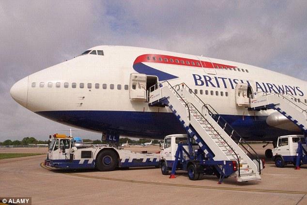 Wabah Kutu Serang British Airways, Pesawat Digrounded