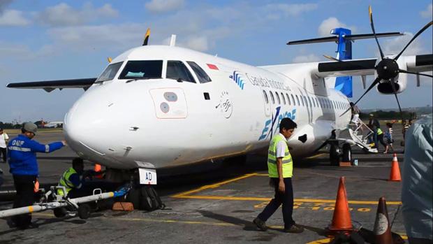 Tahap Awal di Pondok Cabe, Garuda Baru Uji Coba 2 Pesawat