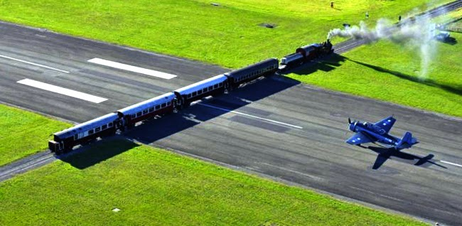 Gisborne-Airport-Ini Dia Beberapa Runway Ekstrem di Dunia-Bag II